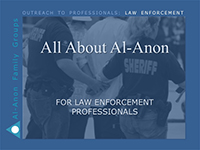 Presentation for Law Enforcement